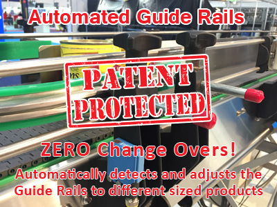 Automatic Conveyor Guide Rails