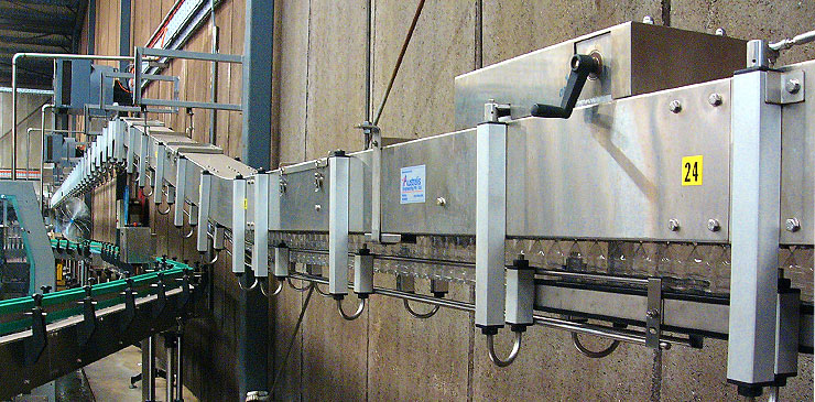Air Conveyors Pet Bottle Conveyor Air Conveyor System