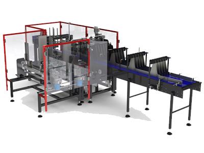 Cartoning Equipment - WAR150 Wrap Around Machine